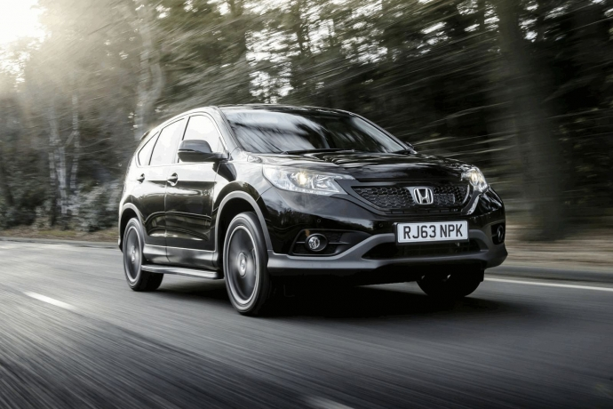 Honda CR-V new 2014