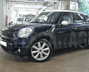 Mini Cooper S Country Man