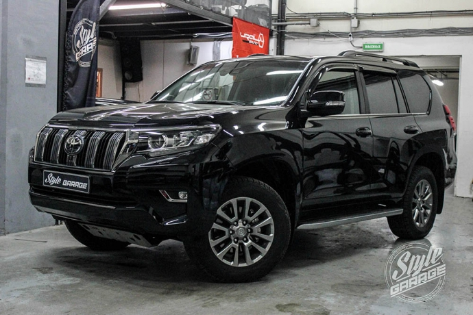 Toyota Land Cruiser Prado 150 Рестайлинг 2