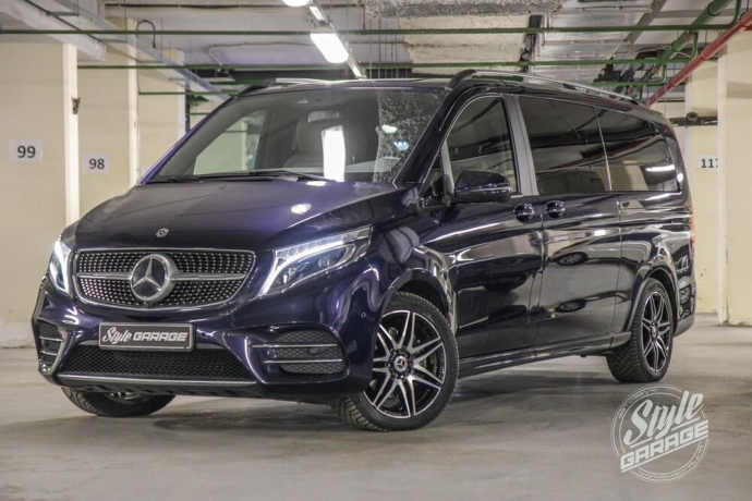 Mercedes-Benz V-класс W447 2020