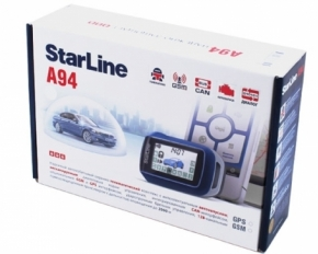 StarLine А94 2CAN + F1